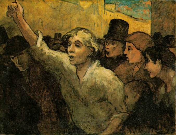 daumier-the-uprising-1860